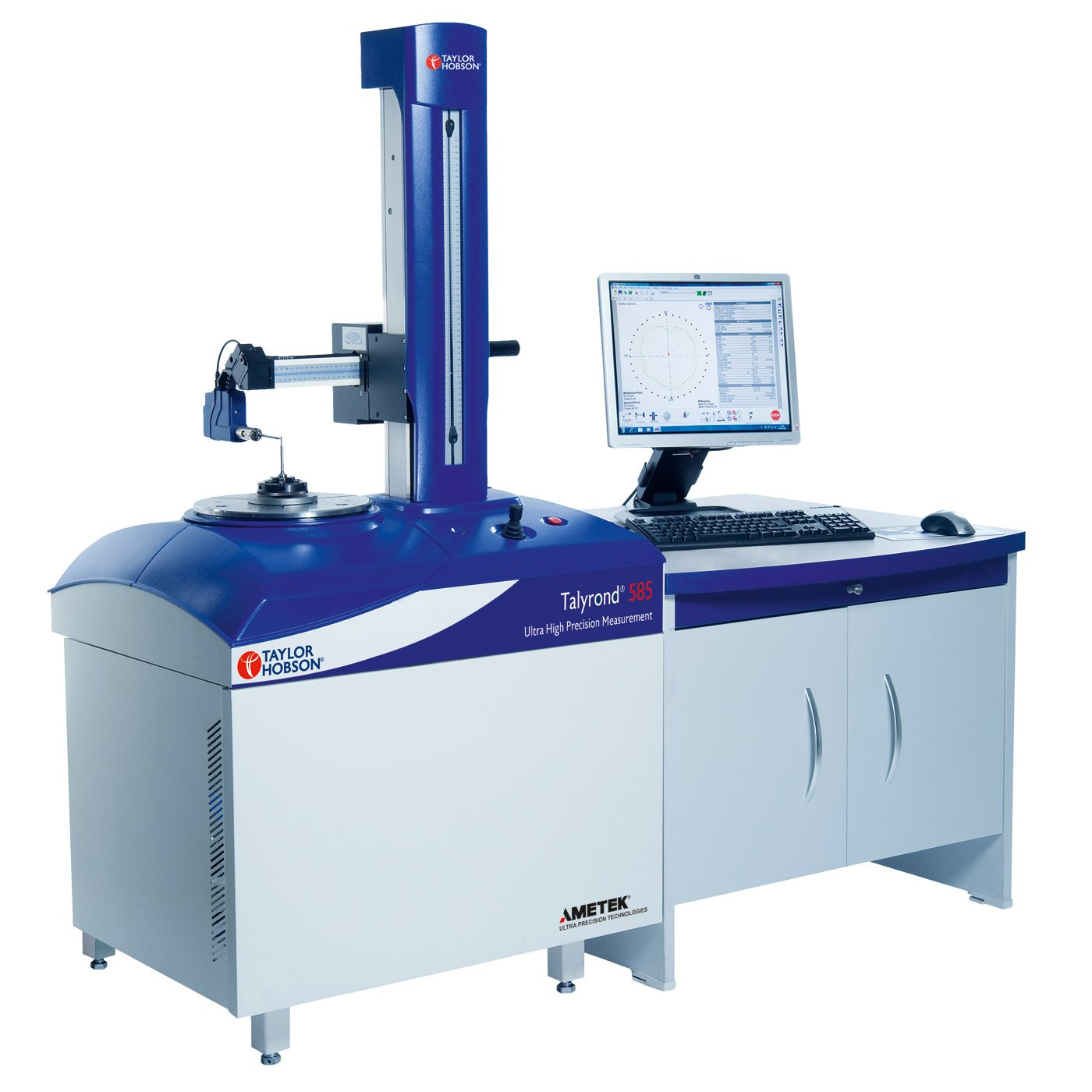 Talyrond 585H  Range Fully Automated Roundness & Cylindricity Measurement Instrument