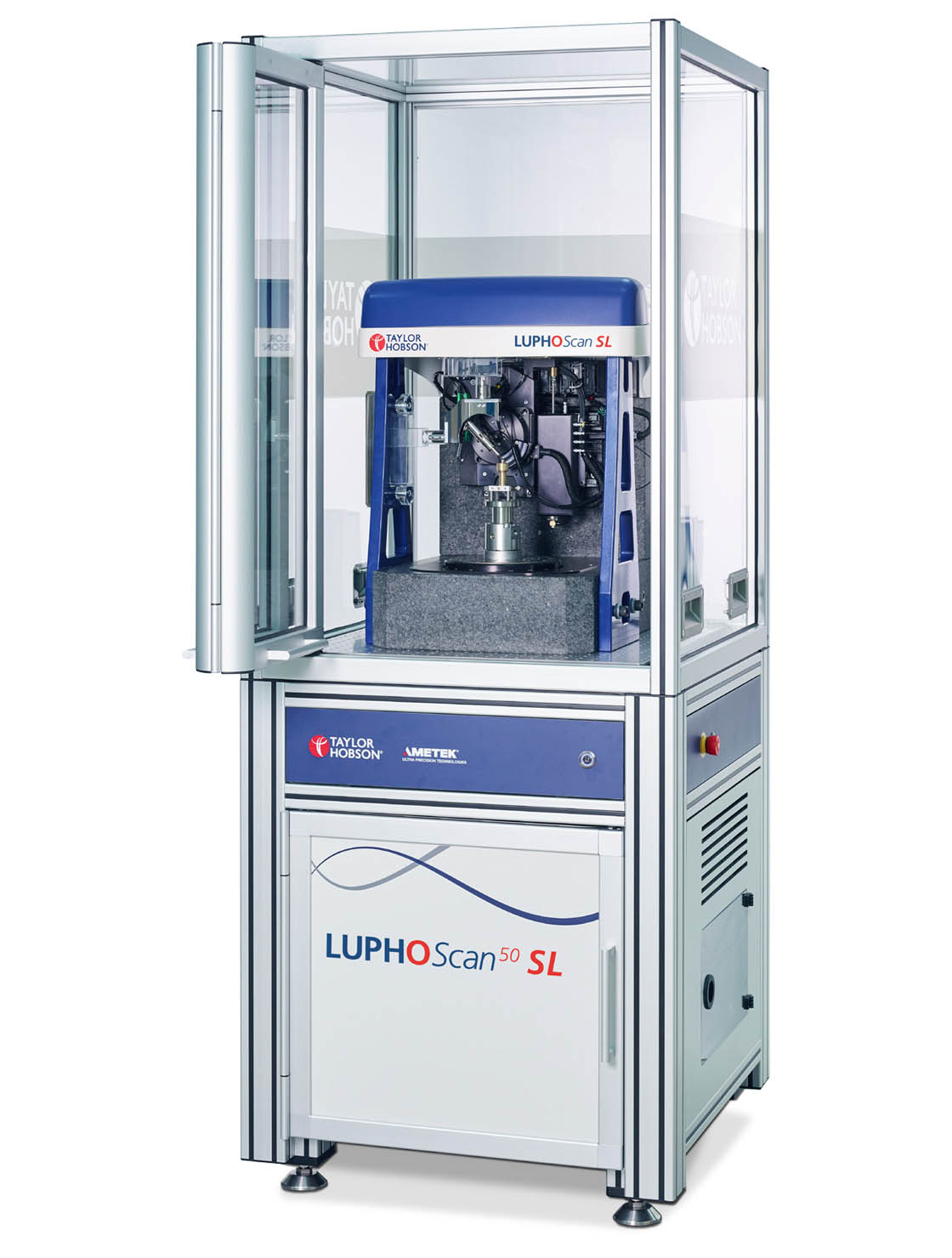 LUPHOScan-SL Profilometer for Non-contact 3d Smll Optical Surface Form Measurement