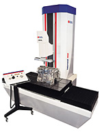 Large capacity roundness tester