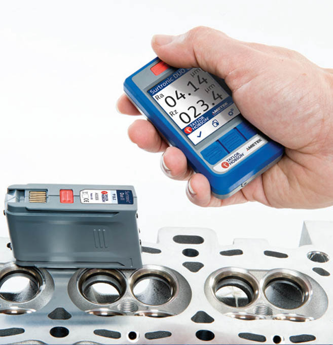 Surtronic Duo Portable Roughness Tester
