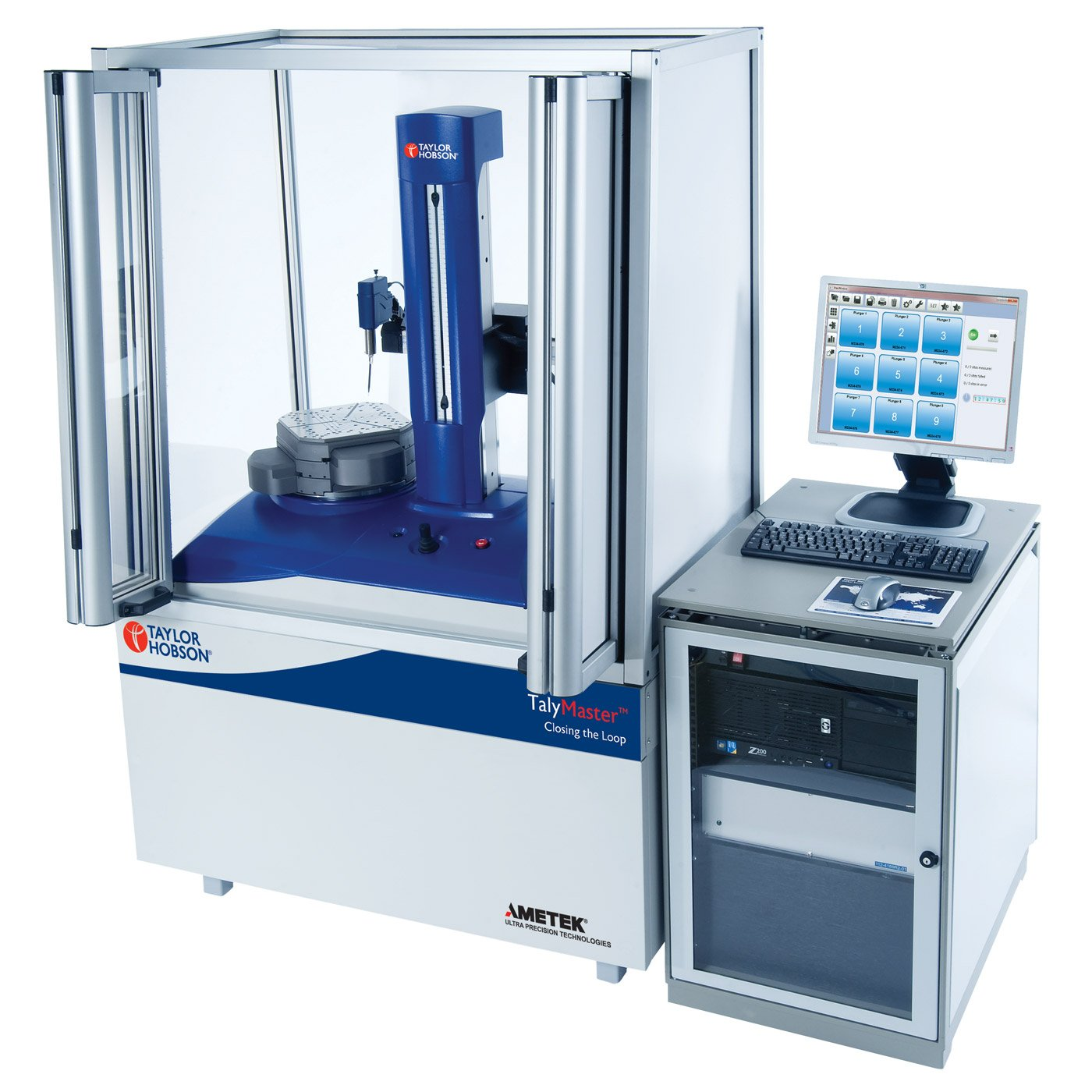 Talymaster - Roundness, Form, Surface Roughness, Contour Measurement Machine