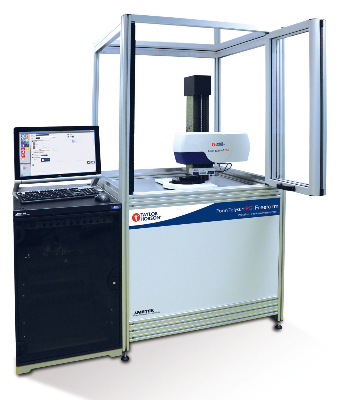 Optical Profilometer for Freeform Optical Surface Finish, Form Measurement