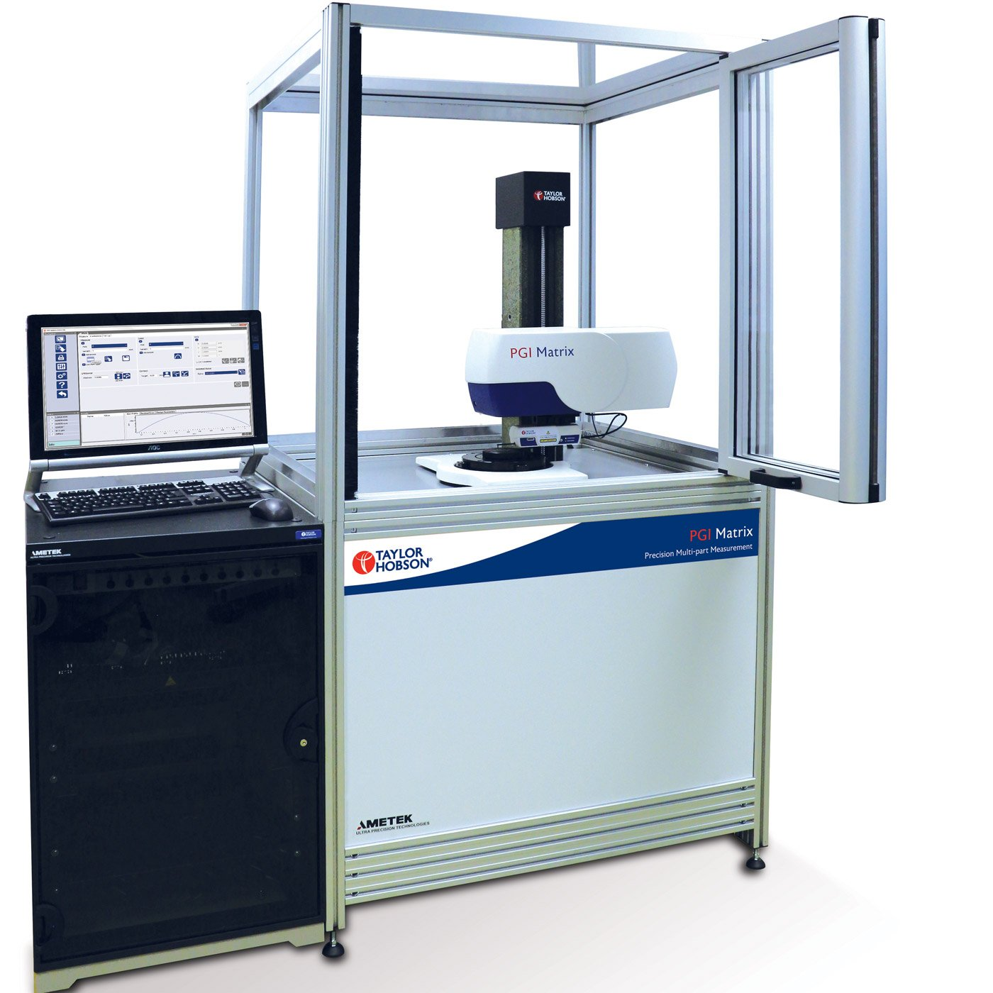 Optical Surface Prfilometer for Form Measurement