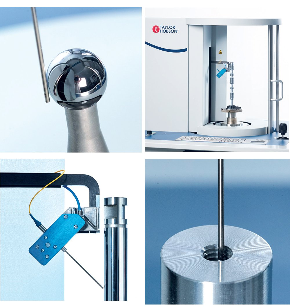 High accuracy measurement system for roundness