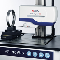 PGI NOVUS  instrument for measuring surface finish, angle, 3d & diameter measurement